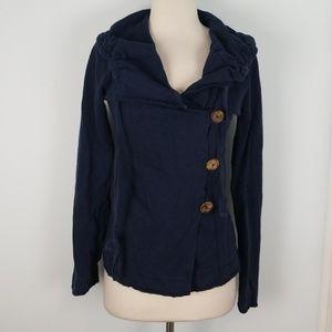Lucky Brand sweatshirt jacket